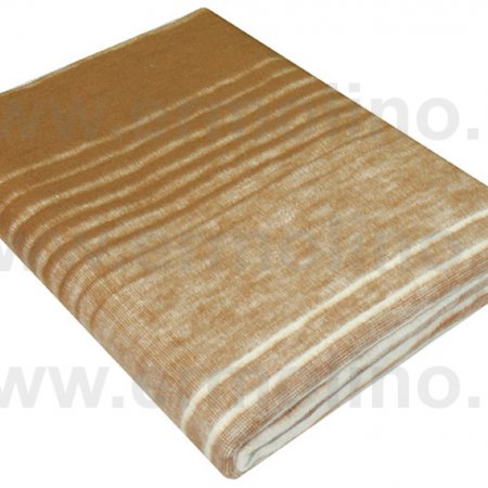 Одеяло байковое жаккард Мегаполис «Ермолино» 150х215 всесезонное, АльВиТек
