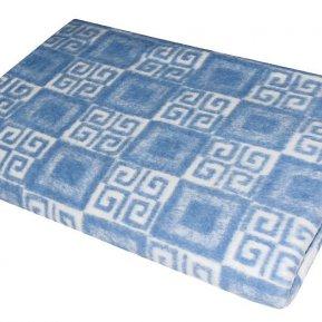 Одеяло байковое гол. «Ермолино» 150*215 всесезонное, АльВиТек