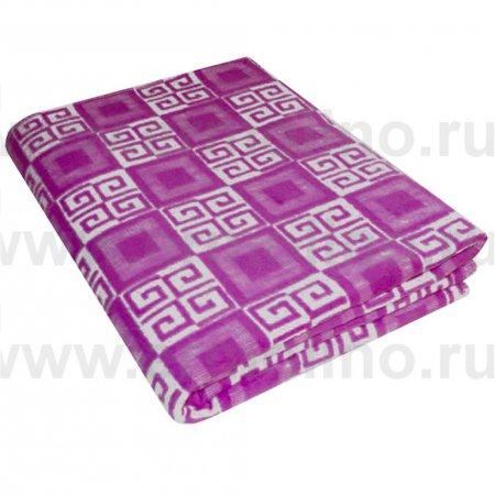 Одеяло байковое сир. «Ермолино» 140х205 всесезонное, АльВиТек