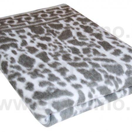 Одеяло байковое сер. «Ермолино» 150х215 всесезонное, АльВиТек
