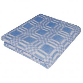 Одеяло байковое гол. «Ермолино» 100*140 всесезонное