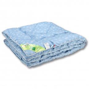 Одеяло «Лебяжка» 110*140 теплое, АльВиТек