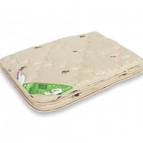 Одеяло «Верблюжонок» 105*140 легкое, АльВиТек