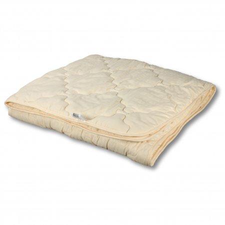 Одеяло «Модерато-Эко» 200х220 (Овечья шерсть) легкое, АльВиТек