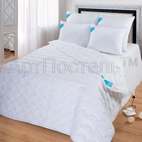 """Одеяло """"Лебяжий пух Soft"""" 172*205 легкое, Арт Дизайн"""