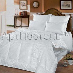 """Одеяло """"Лебяжий пух"""" 140*205 теплое, Арт Дизайн"""
