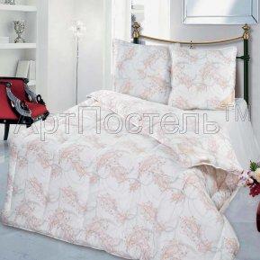 """Одеяло """"Лебяжий пух (Велюр)"""" 110*140 теплое, Арт Дизайн"""
