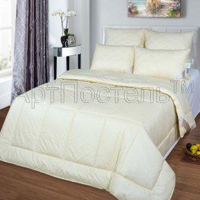"""Одеяло """"Меринос"""" 172*205 (овечья шерсть) всесезонное, Арт Дизайн"""