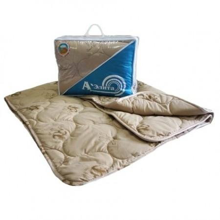 """Одеяло """"Бест"""" 200х220 (Верблюжья шерсть) всесезонное, А-Элита"""
