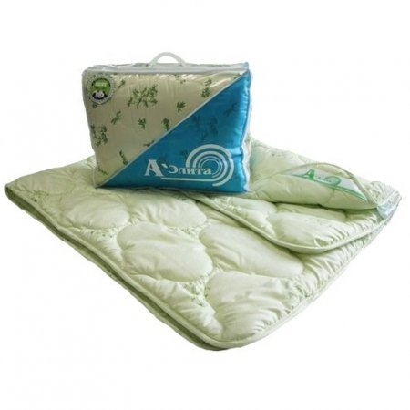 "Одеяло ""Бест"" 200х220 (бамбук) всесезонное, А-Элита"