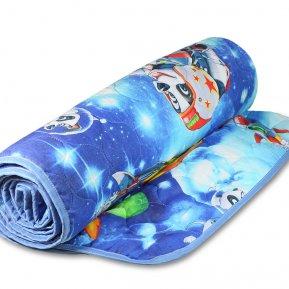 Одеяло детское «143/019-DO» 143*205 (Экофайбер) легкое, Cleo