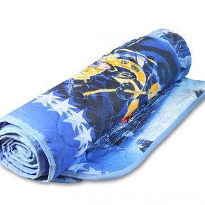 Одеяло детское «143/004-DO» 143*205 (Экофайбер) легкое, Cleo