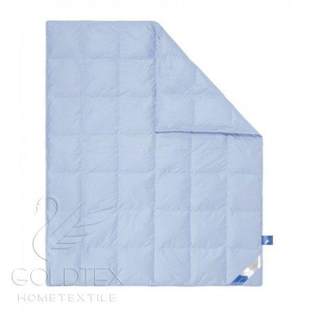 Одеяло Гусиный пух 172х205 теплое, Goldtex