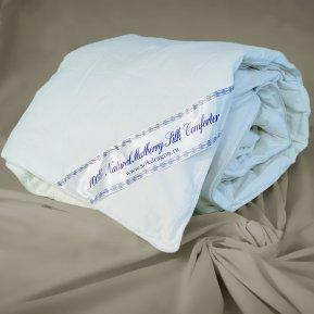 """Одеяло шелковое """"Premium"""" 172х205 теплое"""