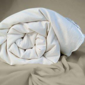 """Одеяло шелковое """"Optima"""" 200х220 теплое"""