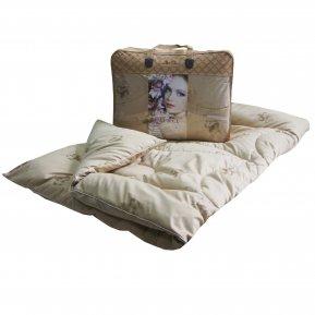 """Одеяло """"Этюд"""" 200х220 (верблюжья шерсть) зимнее"""