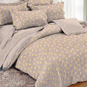 «15/050-PC» 1,5 - спальное постельное белье, Поплин, Cleo