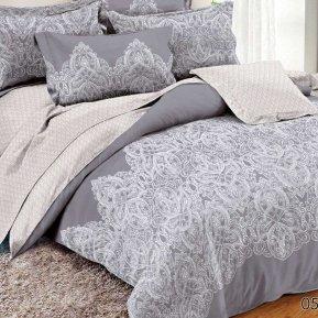 «31/051-PC» ЕВРО постельное белье, Поплин, Cleo