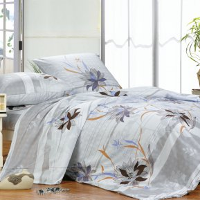 «A108(1)» семейное постельное белье, Поплин, СайлиД