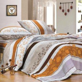 «A109» двуспальное постельное белье, Поплин, СайлиД