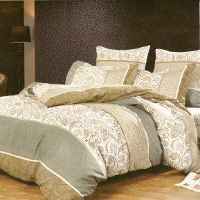 «A125» ЕВРО постельное белье, Поплин, СайлиД