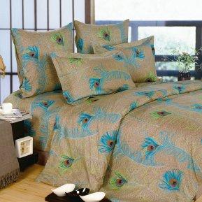 «A144» семейное постельное белье, Поплин, СайлиД