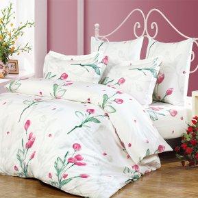 «A152» семейное постельное белье, Поплин, СайлиД