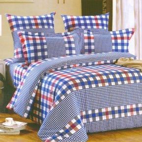«A154(2)» семейное постельное белье, Поплин, СайлиД