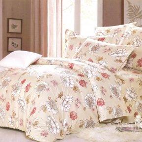 «A159» двуспальное постельное белье, Поплин, СайлиД