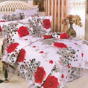 «A75» семейное постельное белье, Поплин, СайлиД