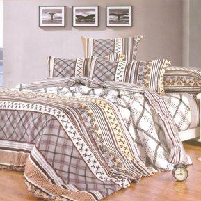 «A-122» семейное постельное белье, Поплин, СайлиД