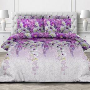 «AP-38-282» 1,5 - спальное постельное белье, Поплин, Вальтери