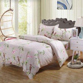 «AP-02-282» 1,5 - спальное постельное белье, Поплин, Вальтери