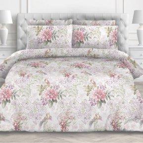 «AP-64-282» 1,5 - спальное постельное белье, Поплин, Вальтери