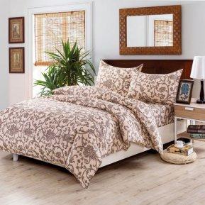 «AP-06-173» двуспальное постельное белье, Поплин, Вальтери