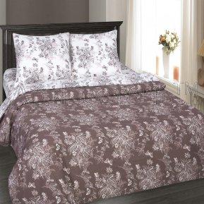 «Марлен» двуспальное с европростыней постельное белье, ПОПЛИН, Арт Дизайн