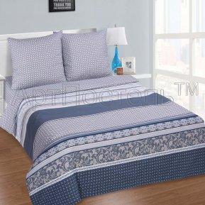 «Ника» двуспальное с европростыней постельное белье, ПОПЛИН, Арт Дизайн