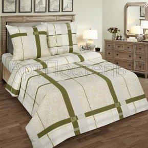 «Пальмира» семейное постельное белье, ПОПЛИН, Арт Дизайн
