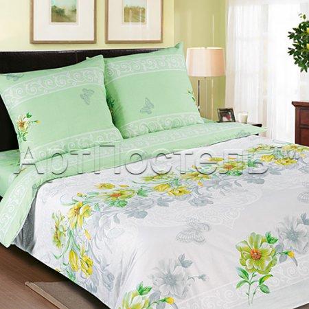 Постельное белье «Белла» 1,5 - спальное, Поплин, Арт Дизайн
