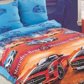 «Фаворит» 1,5 - спальное постельное белье, ПОПЛИН, Арт Дизайн