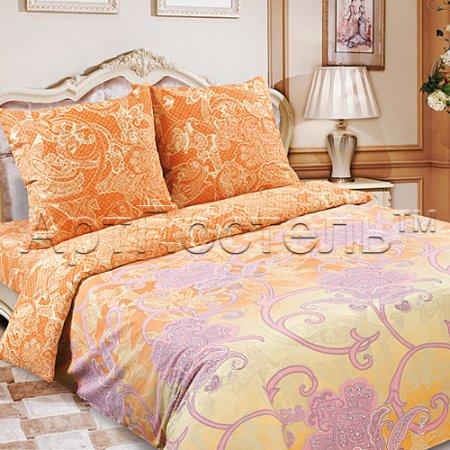 Постельное белье «Лира» 1,5 - спальное, Поплин, Арт Дизайн