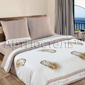 «Прикосновение» семейное постельное белье, ПОПЛИН, Арт Дизайн