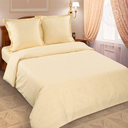 Постельное белье «Шампань №3» 1,5 - спальное (на резинке), Поплин, Арт Дизайн