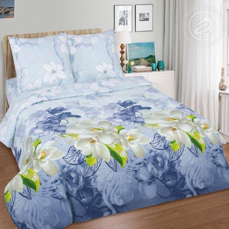 Постельное белье «Лейла» 1,5 - спальное, Поплин, Арт Дизайн