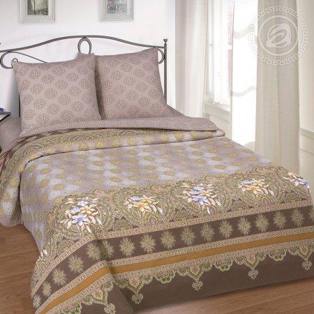 Постельное белье «Мадина» 1,5 - спальное, Поплин, Арт Дизайн