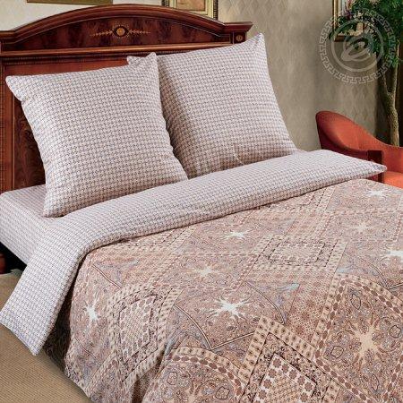 Постельное белье «Италия» 1,5 - спальное (на резинке), Поплин, Арт Дизайн