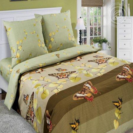 Постельное белье «Вальс» 1,5 - спальное, Поплин, Арт Дизайн