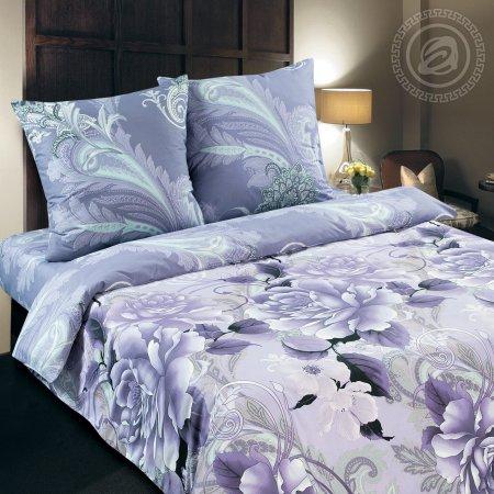Постельное белье «Шанель» 1,5 - спальное, Поплин, Арт Дизайн