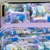 Постельное белье «Город любви» ЕВРО, Поплин, Арт Дизайн