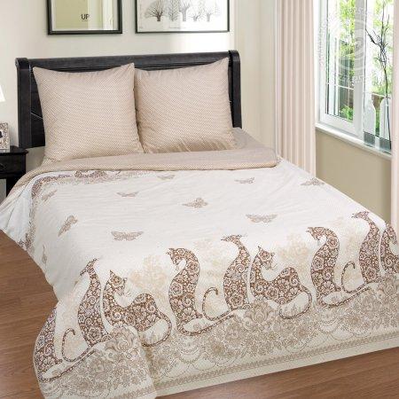 Постельное белье «Мэри» 1,5 - спальное, Поплин, Арт Дизайн